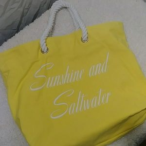 Adorable Beach Tote Bag